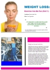 Health and Wellness: Exercise Can Be Fun - Page 1